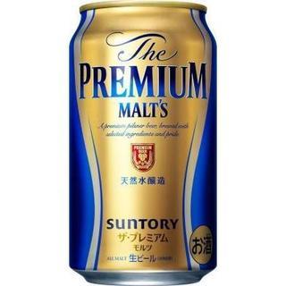 サントリー(サントリー)のプレミアムモルツ2ケース48本(ビール)
