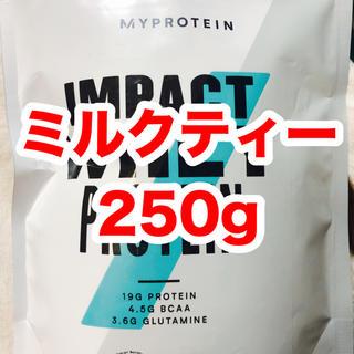 マイプロテイン(MYPROTEIN)のマイプロ プロテイン ミルクティー(プロテイン)