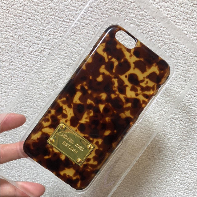 イブサンローラン アイフォーン5 ケース | Michael Kors - マイケルコース iPhoneケース べっ甲の通販 by JASMINE☆°+'s shop|マイケルコースならラクマ