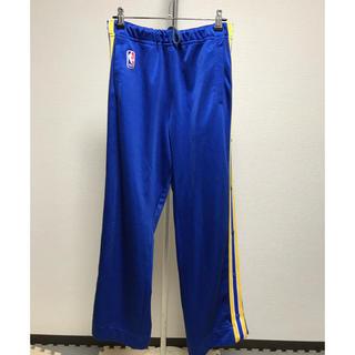 アディダス(adidas)の古着 90s NBA トラックパンツ サイドラインパンツ サンニブ(スラックス)