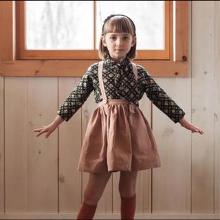 キャラメルベビー&チャイルド(Caramel baby&child )の新品 soorploom 18aw ブラウス 18-24m(ブラウス)