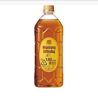 サントリー(サントリー)のサントリーウイスキー 角瓶1.92リットル✖️3本(ウイスキー)