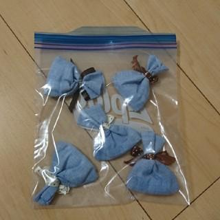 ハンドメイド サシェ 匂い袋 ハーブ系アロマオイルの香り(アロマ/キャンドル)
