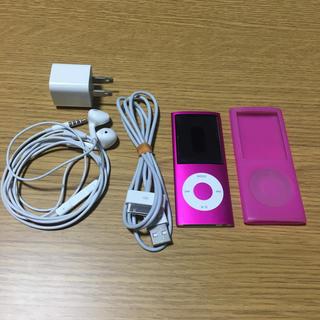 アップル(Apple)のipod 8GB 付属品付き✨(ポータブルプレーヤー)