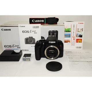 キヤノン(Canon)のメーカー保証付!EOS Kiss X9iボディ/超美品/CANON(デジタル一眼)
