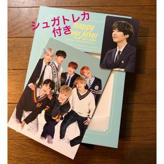ボウダンショウネンダン(防弾少年団(BTS))のBTS 公式ファンミーティング DVD  ユンギトレカ(K-POP/アジア)