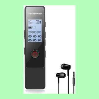 ★大活躍商品★ボイスレコーダー8GB(ポータブルプレーヤー)
