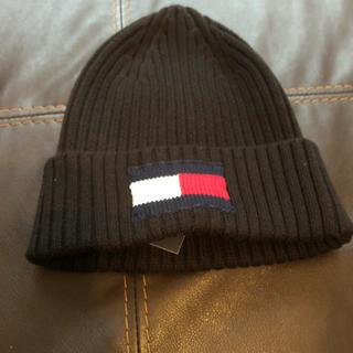 トミーヒルフィガー(TOMMY HILFIGER)のトミーニット帽  ビニー 新品(ニット帽/ビーニー)