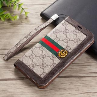 Gucci - Gucci グッチ iPhone Xs Max.携帯電話ケース 財布  カバー