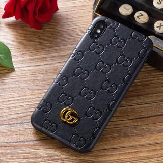 Gucci - GUCCI グッチiPhone XとXSケース 超薄型 保護カバー