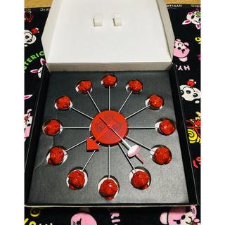 ヒステリックミニ(HYSTERIC MINI)のヒスミニ☆時計&ミラー(掛時計/柱時計)