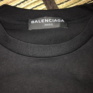 バレンシアガ(Balenciaga)のbalenciaga (Tシャツ/カットソー(半袖/袖なし))