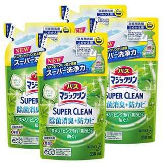 【お買い得】バスマジックリン グリーンハーブの香り つめかえ用 (洗剤/柔軟剤)