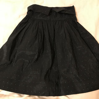 フレイアイディー(FRAY I.D)のフレイアイディー  メモリードットスカート(ひざ丈スカート)