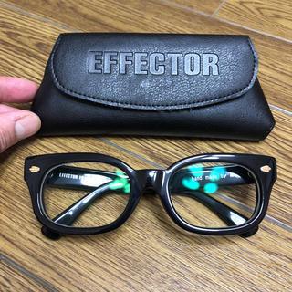 エフェクター(EFFECTOR)の【美中古品】effector fuzz full up effector 眼鏡(サングラス/メガネ)
