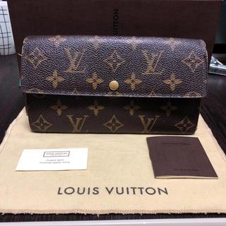 LOUIS VUITTON - シリアルあり 財布