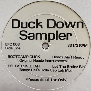 DUCK DOWN SAMPLER