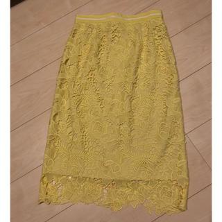 フレイアイディー(FRAY I.D)の12/15まで☃️💓COCO DEAL / レースタイトスカート(ひざ丈スカート)