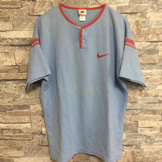 ナイキ(NIKE)のNIKE ナイキ Tシャツヴィンテージベースボールシャツ カットソー ラグランT(Tシャツ/カットソー(半袖/袖なし))