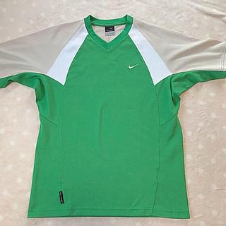 ナイキ(NIKE)のM☆NIKE半袖VネックTシャツ(Tシャツ/カットソー(半袖/袖なし))