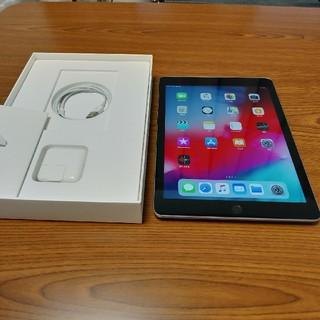 アップル(Apple)のApple iPad 2017モデル 128GB スペースグレイ(タブレット)