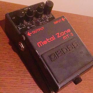 ボス(BOSS)のmetal zone ギター エフェクター(エフェクター)