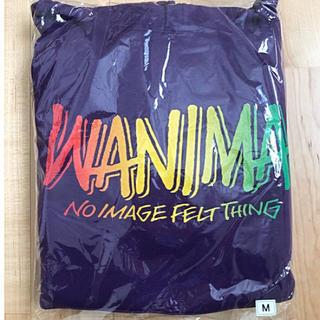 新品未開封 WANIMA Everybody!!TOUR Mサイズ パープル 紫(ミュージシャン)
