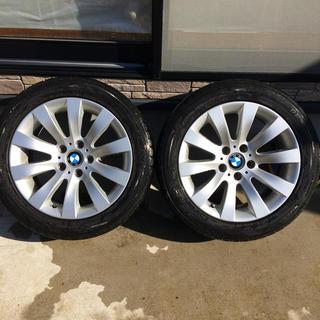 ビーエムダブリュー(BMW)のBBS製 BMW 5シリ e60,61 純正7.5J +20 225/50R17(ホイール)