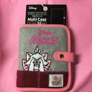 ディズニー(Disney)のマリー おしゃれキャット カードケース マルチケース  (キャラクターグッズ)
