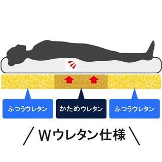 アイリスオーヤマ バランスマットレス シングル・厚み4cm(ヨガ)