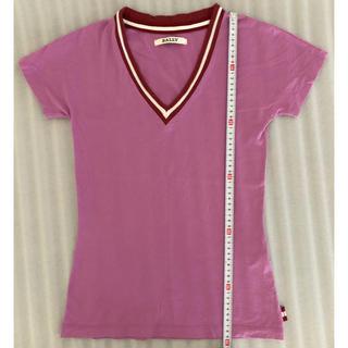 バリー(Bally)のBALLY Tシャツ(Tシャツ(半袖/袖なし))