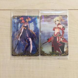 FGOカード☆SR2枚セット(カード)