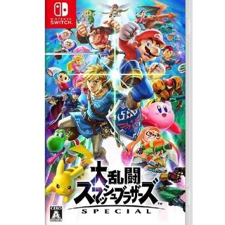 大乱闘スマッシュブラザーズ スペシャル スマブラ(家庭用ゲームソフト)