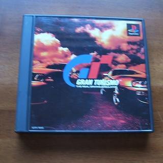プレイステーション(PlayStation)の★ジャンク!PS【グランツーリスモ(GRAN TURISMO)】(家庭用ゲームソフト)