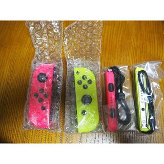【新品未使用】Nintendo Switch Joy-Con ジョイコン(家庭用ゲーム本体)