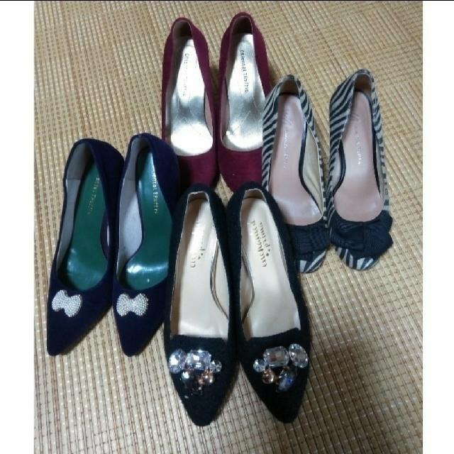 ORiental TRaffic(オリエンタルトラフィック)のパンプス☆まとめ売り☆23センチ レディースの靴/シューズ(ハイヒール/パンプス)の商品写真
