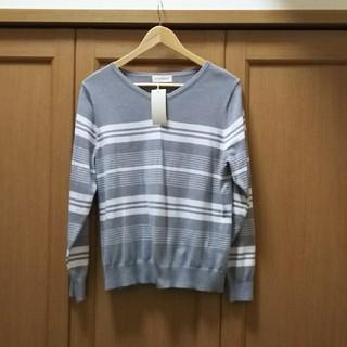 イネド(INED)の新品タグ付き イネド 13号 ニット(ニット/セーター)