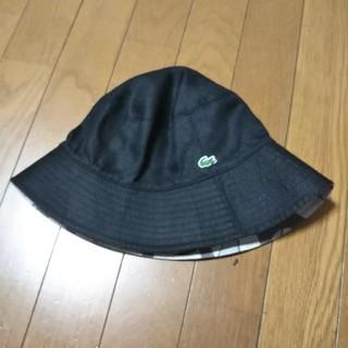 ラコステ(LACOSTE)のLACOSTE帽子(ハット)