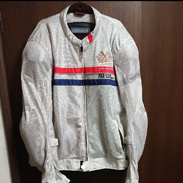 KONAMI(コナミ)のKONAMI ライダース ジャケット 自動車/バイクのバイク(装備/装具)の商品写真