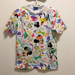 ディズニー(Disney)のディズニーランド 35周年 Tシャツ Sサイズ(Tシャツ(半袖/袖なし))