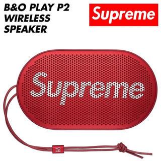 シュプリーム(Supreme)の【新品 未開封】supreme bluetooth ワイヤレス スピーカー(スピーカー)