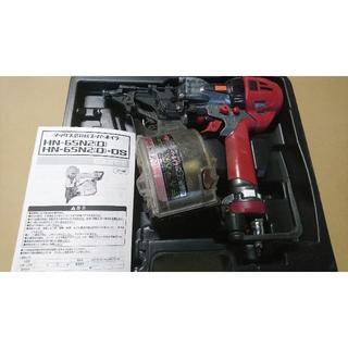マックス MAX 65mm高圧コイルネイラ 釘打機 HN-65N2 ジャンク (工具/メンテナンス)