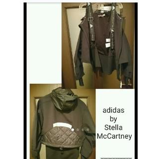 アディダスバイステラマッカートニー(adidas by Stella McCartney)のadidas by StellaMcCartney スポーツパーカー ジャケット(パーカー)