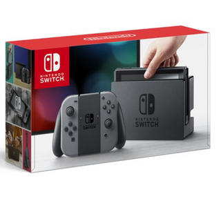 Nintendo Switch - 新品未使用 任天堂 Nintendo Switch 本体・梱包箱以外一式