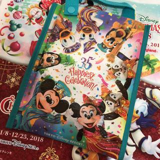 ディズニー(Disney)の35thハピエストセレブレーション! レジャーシート(その他)