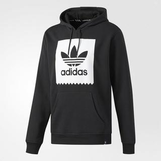 アディダス(adidas)のXO【新品/即日発送OK】adidas オリジナルス パーカー スケボー 黒(パーカー)