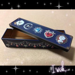 タイムセール❣新品未使用★在庫限り‼お菓子のミカタ★ビジュー缶 宝石箱✨(小物入れ)