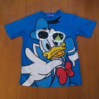 ディズニー(Disney)のディズニー Tシャツ ドナルド(Tシャツ(半袖/袖なし))