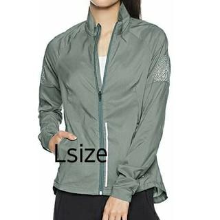 アディダス(adidas)のアディダス ランニングウェア Snova コンフィデント3Sジャケット (ナイロンジャケット)