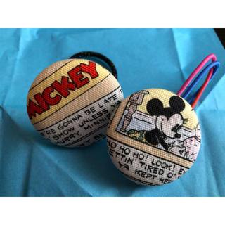 ディズニー(Disney)のヘアアクセサリー(ヘアゴム/シュシュ)